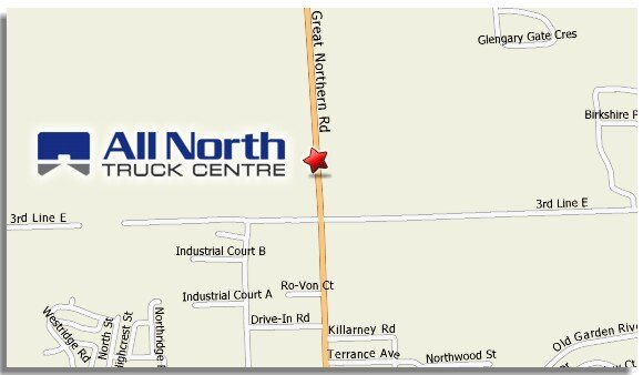 All north truck centre sault ste Marie Ontario,new and ...